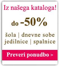 Akcija iz kataloga do -50%