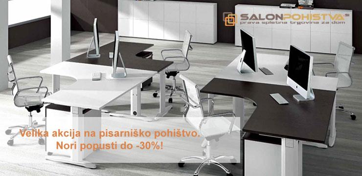 Akcija pisarniško pohištvo