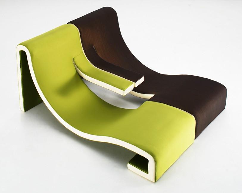 Le alnik linearr for Sillas descanso modernas