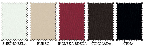 Postelja Capitonné Eco: barve