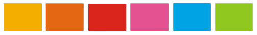 Sestavljiva zofa Zofy - barve