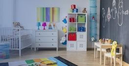 Dodatki za otroško sobo
