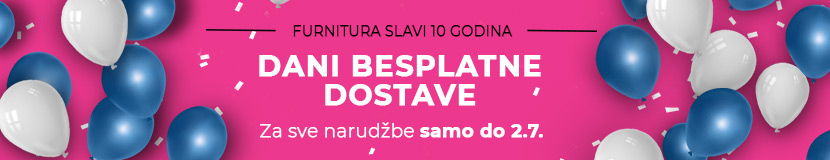 Furnitura slavi 10 godina