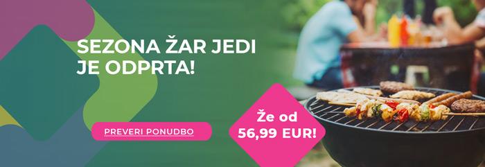 Žari od 56,99€