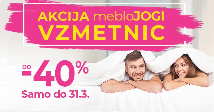 Akcija mebloJOGI do -40%