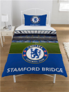 "Nogometna posteljnina FC Chelsea ""Stadium Single Duvet"""