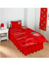"Nogometna posteljnina FC Liverpool ""Multi Crest Single Duvet"""