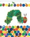 Otroška odeja Zelo lačna gosenica Dotty 'Spots'