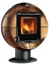 Kaminska peč La Nordica FIREBALL (več barv)-Zlata