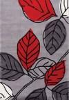 Preproga Vivace Leaves Grey (dimenzije: 140x200)
