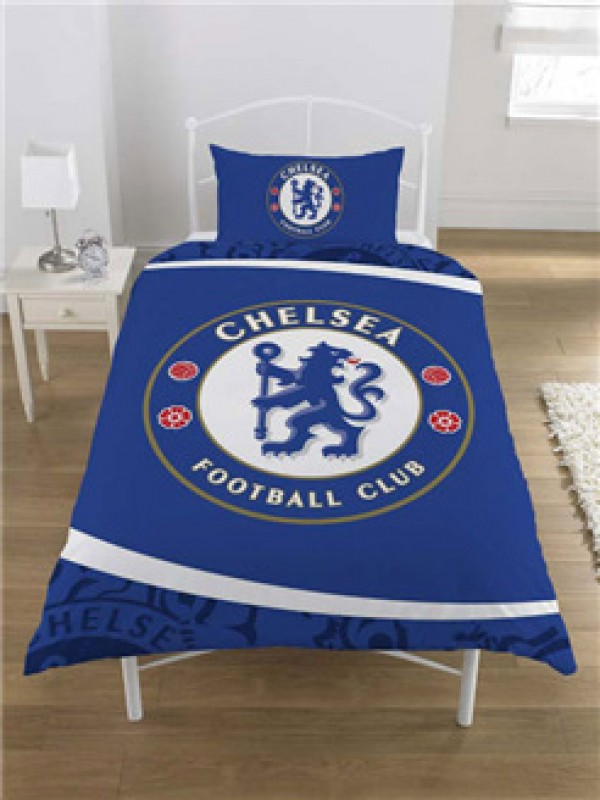 "Nogometna posteljnina FC Chelsea ""Motion Single Duvet"""