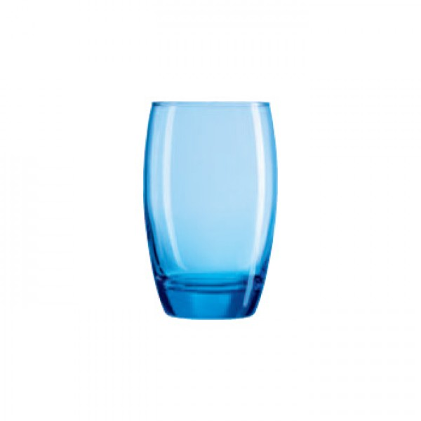 Kozarci Luminarc Salto Ice Blue visoki, 35cl (4 kosi)