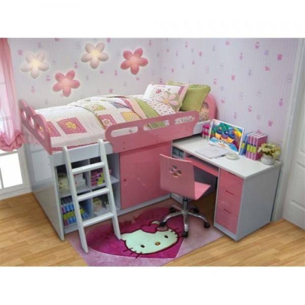 Otroška soba NINO (roza)