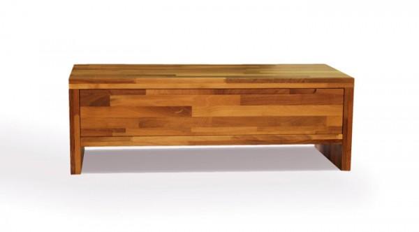 Nočna omarica iz masivnega lesa NO-1029 - oreh