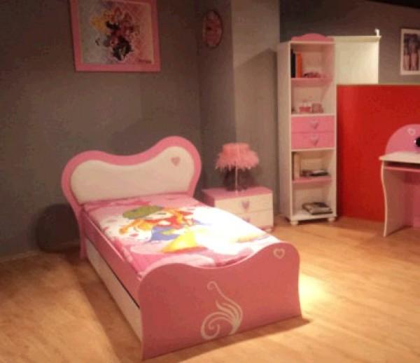 "Otroška postelja ""DAISY"""