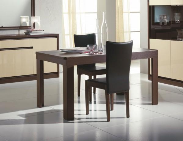 Jedilni set miza T10 in 6 stolov S11