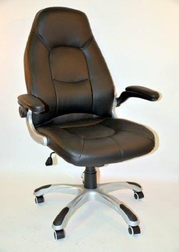 Pisarniški stol K-8332B (umetno usnje)