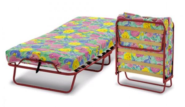 Prenosna zložljiva postelja LINEAFLEX