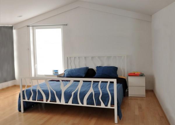 Kovinska postelja TREA 140,160,180x200