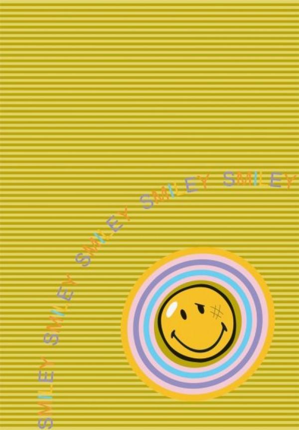 Preproga SITAP Smiley 8902 Gold (dimenzije: 100x150 in 140x200)