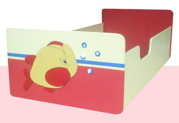Otroška posteljica RIBICA