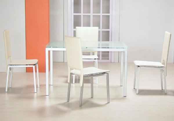 Steklena miza TL-1600B (160x90)