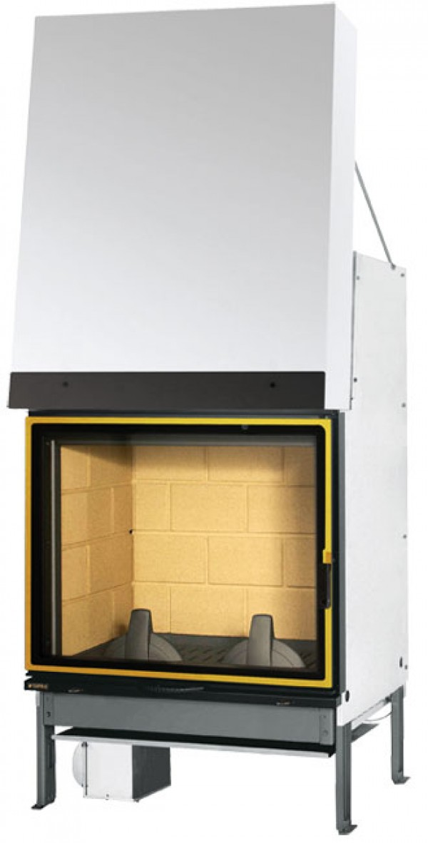 Kaminski vložek Supra UNIVERS 231 B PACK P -Zlata