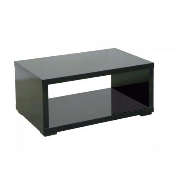 MAX klubska mizica (črna)