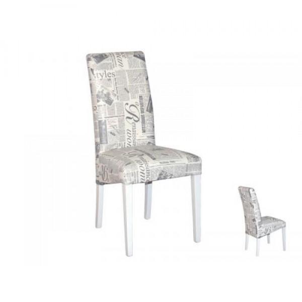 Jedilniški stol PARIS (bela)