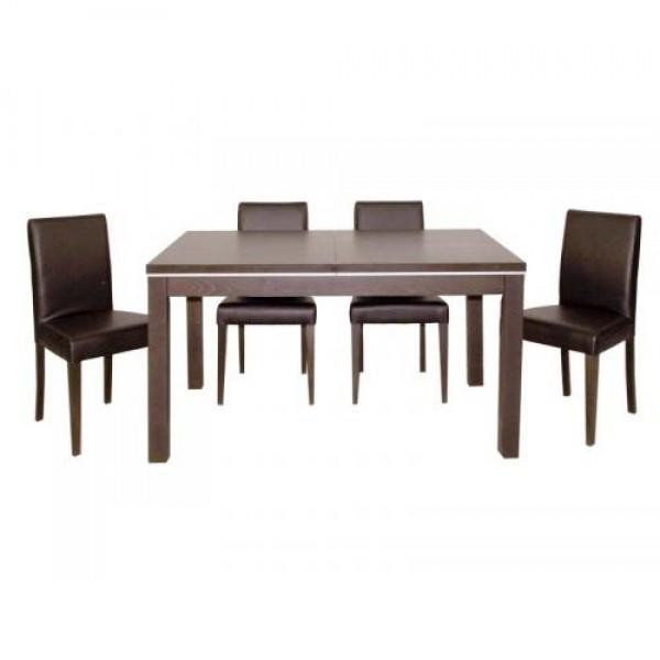 Jedilni set PORTO r (miza + 4 stoli)