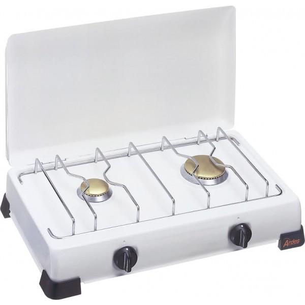 Namizni kuhalnik Gorenc, 2 plina