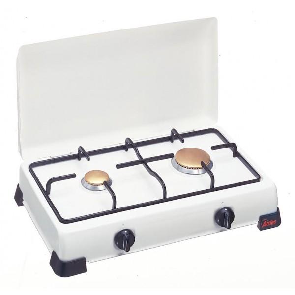 Namizni kuhalnik Gorenc, 2 plina, emajliran okvir
