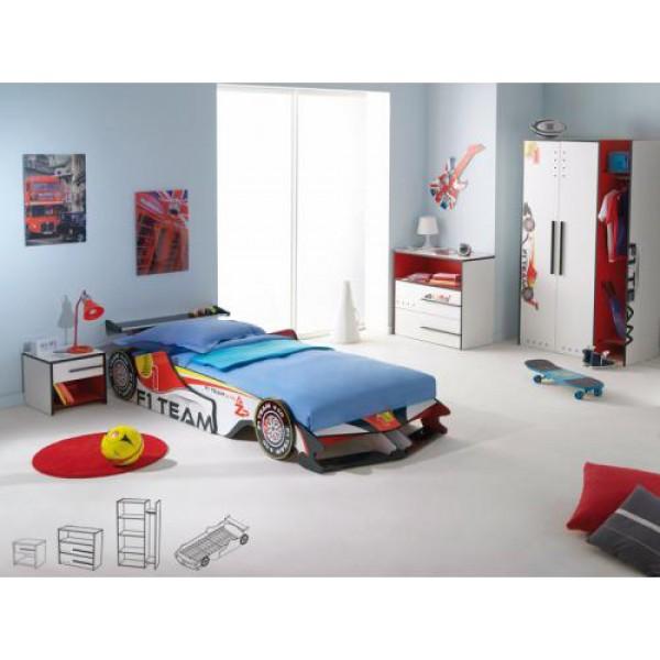 Otroška soba za fante BOMBA