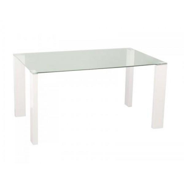 Steklena miza MERLOT (150cm)