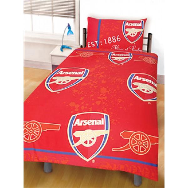 """Nogometna posteljnina FC Arsenal """"Kings Single"""""""