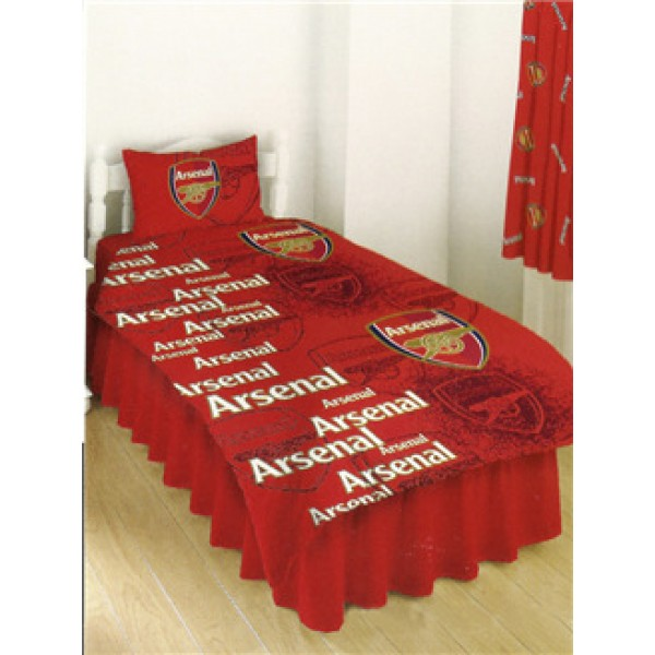 "Nogometna posteljnina FC Arsenal ""Rotary Single"""