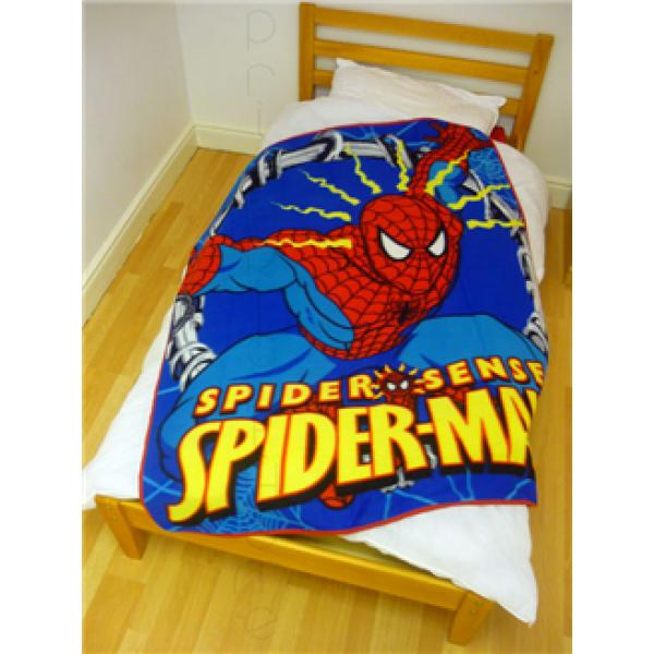 Otroška odeja Spiderman 'Spider Sense'