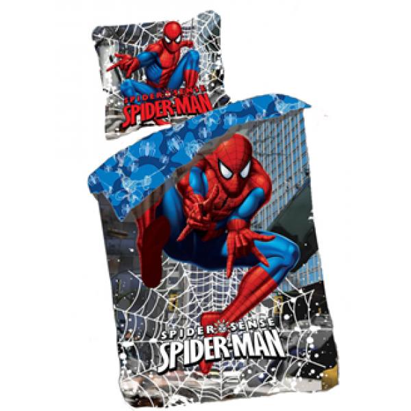 Otroška posteljnina Spiderman 'Spider Sense' Single