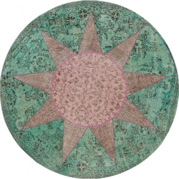 Preproga Sitap STAR  GREY 240 ROUND
