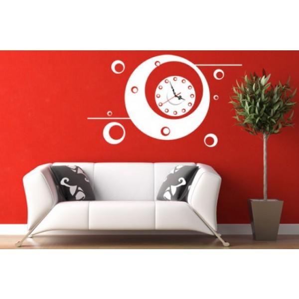 Stenska nalepka WALLTATTOO 354 (100x60, rdeča) - ZADNJI KOS