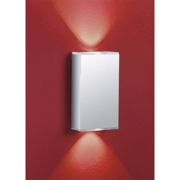 LED stenska svetilka Abida 91559