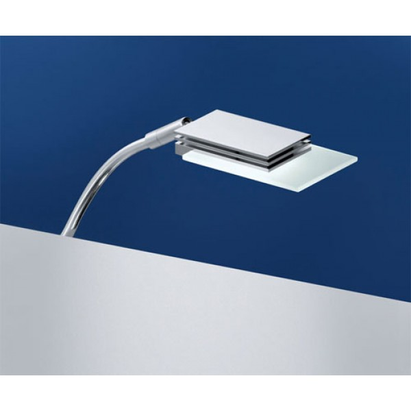 LED stenska svetilka Bados 91366