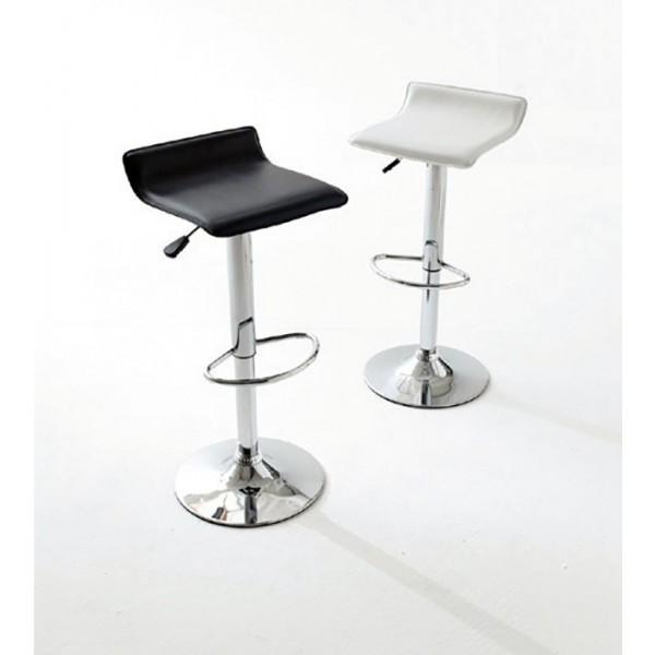 Barski stol WAVE-Črna-AKCIJA