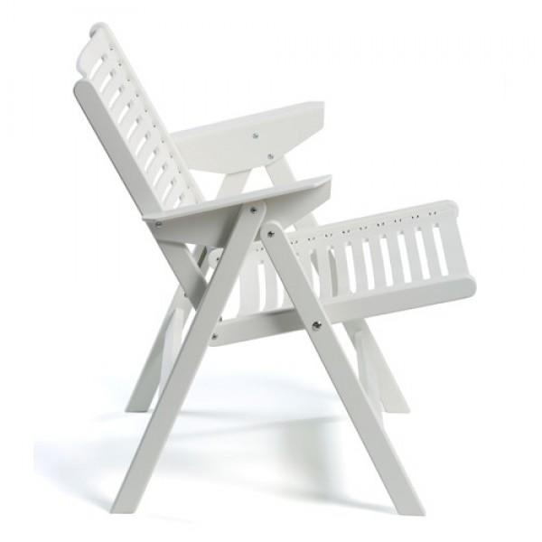 REX fotelj (več barv) Bel