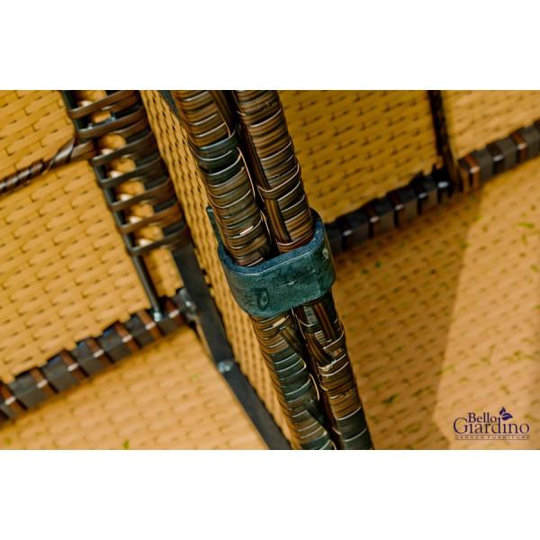 Vrtna garnitura Metropoli - konektor