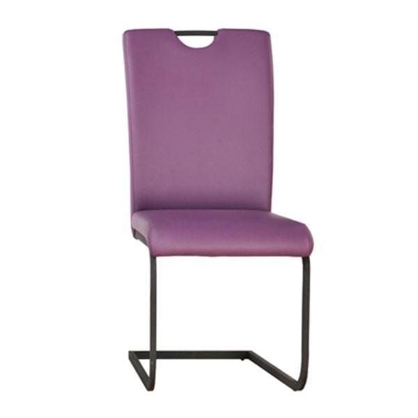 Jedilni stol Paolo - vijolična