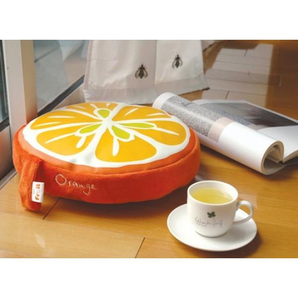 Blazina The Fruit Pomaranča okrogla: ambient