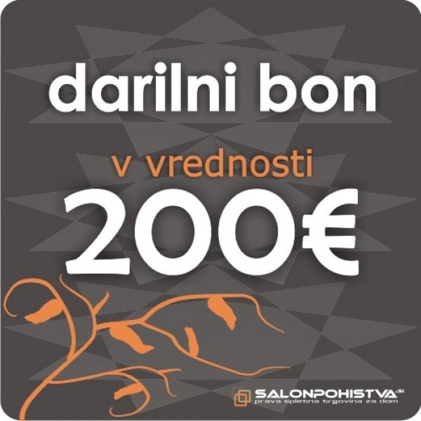 Darilni bon SalonPohistva.si 200€