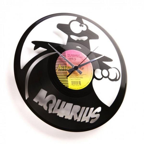 Stenska ura Disc'o'clock Aquarius