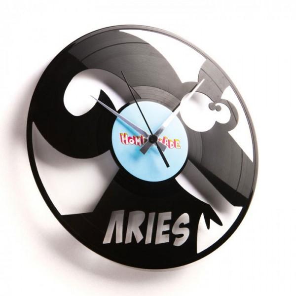 Stenska ura Disc'o'clock Aries